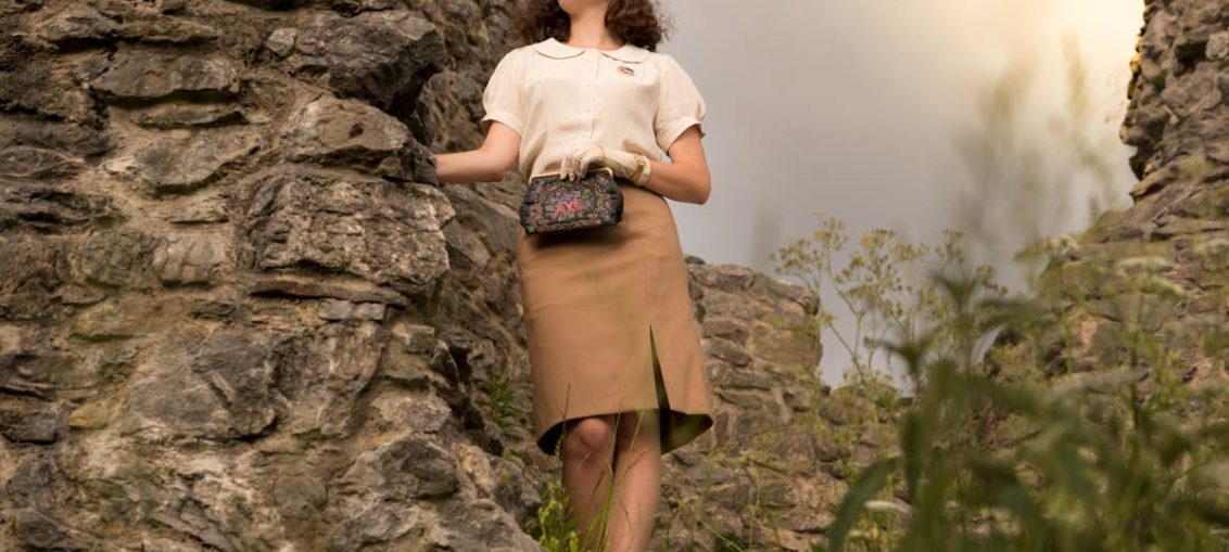 "Long live the 1940s: Die Film-Outfits aus ""Ihre beste Stunde"""