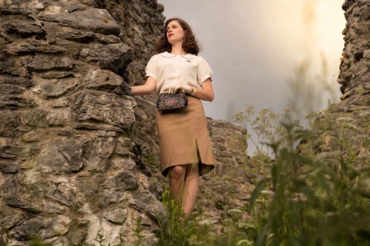 """Long live the 1940s: Vintage Outfits inspired by the Movie """"Their Finest"""""""