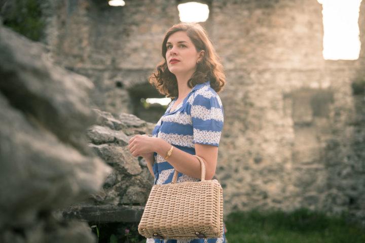 """Inspiriert von """"Ihre beste Stunde"""": Ein Tageslook im Stil der 40er"""