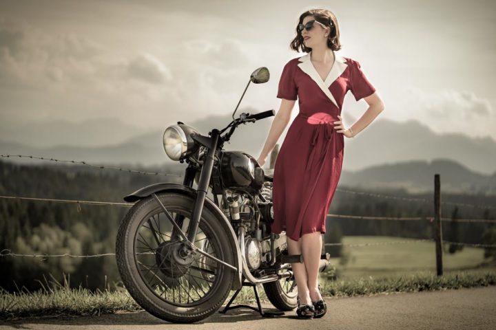 """Ein Gefühl von Freiheit mit dem """"Peggy Dress"""" von The Seamstress of Bloomsbury"""