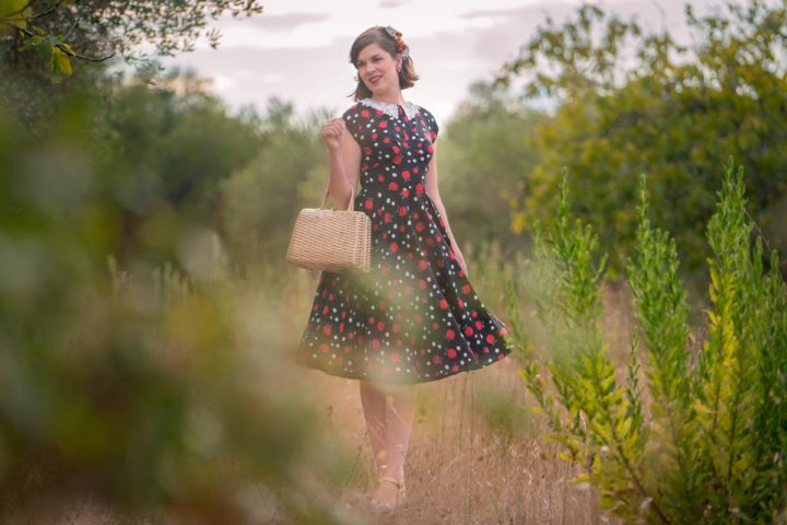 """Warm September Days with """"Francine"""" by Hell Bunny: My Style Diary from Croatia – Part 2"""