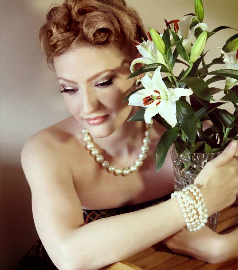 Ein Portrait der YouTuberin und Bloggerin Lily Jarlsson