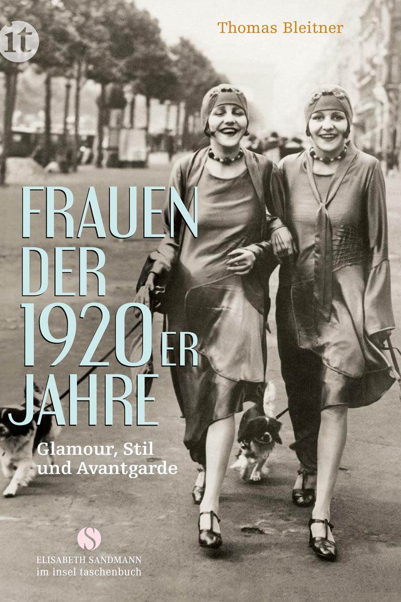 """Das Cover des Buches """"Frauen der 1920er Jahre - Glamour, Stil und Avantgarde"""""""
