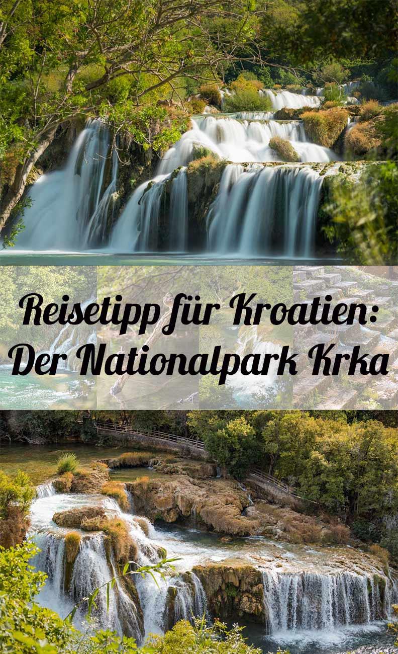 Reisetipp von Reisebloggerin RetroCat: Der Nationalpark Krka (Krka-Fälle) in Kroatien