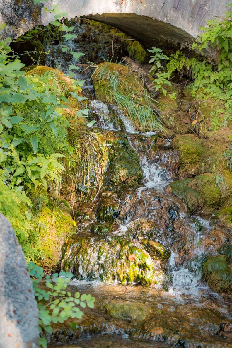 Die atemberaubende Natur im Nationalpark Krka