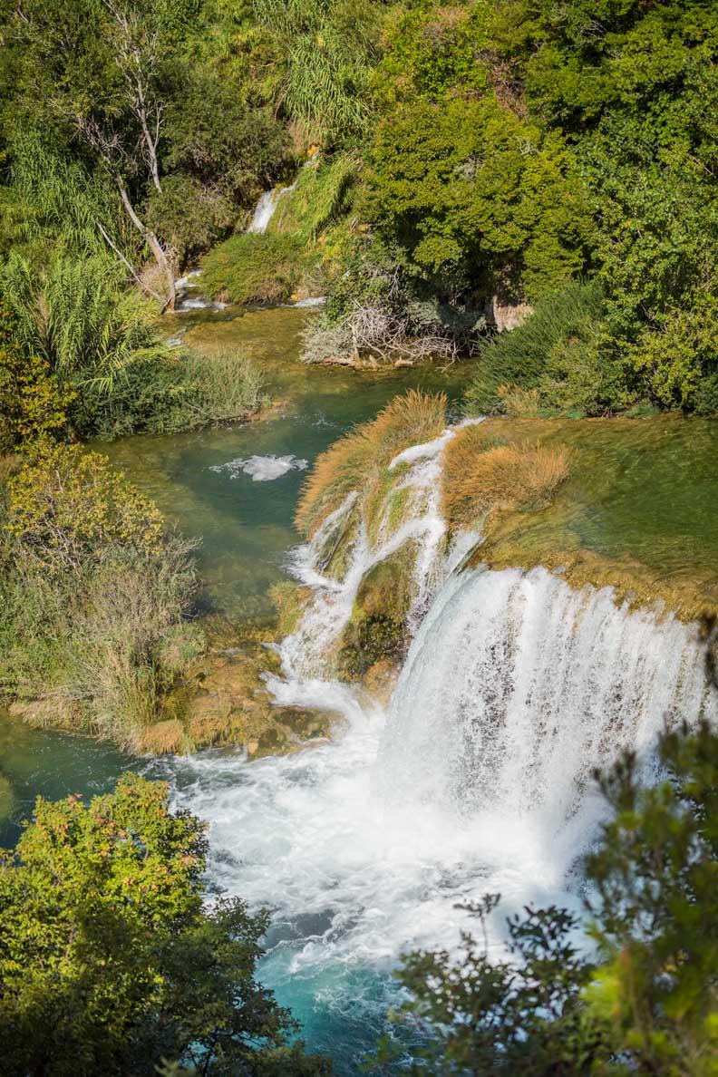 Die atemberaubenden Krka-Fälle in Kroatien - ein echter Reisetipp