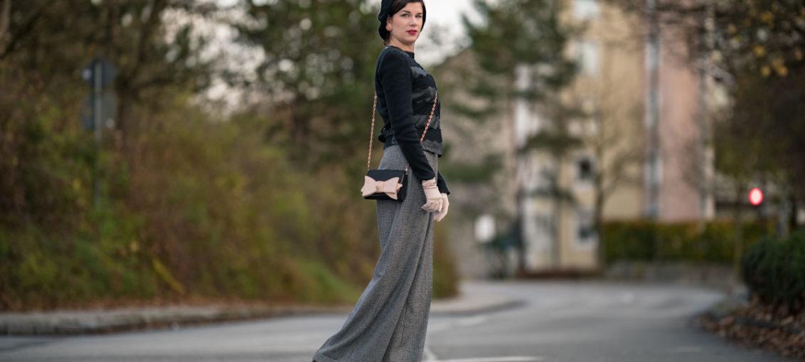 Nicht nur fürs Büro: Die 1940s Swing Trousers von Vivien of Holloway