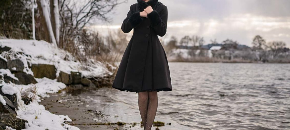 Retro-Mäntel, Jacken und Capes: Warme Winterkleidung im Vintage-Stil