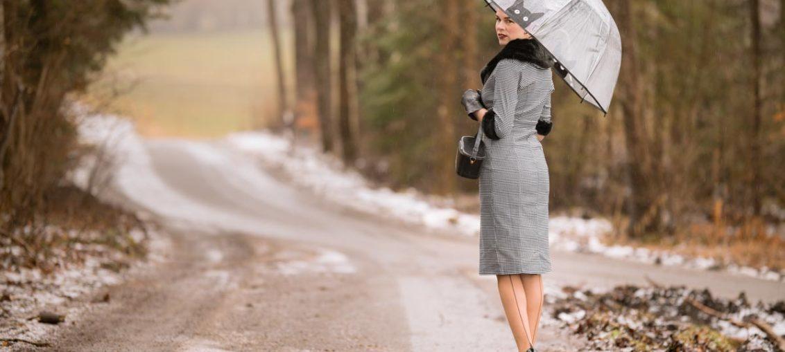 Ein budget-freundlicher Glamour-Look mit Secrets in Lace und Venus Van Chic