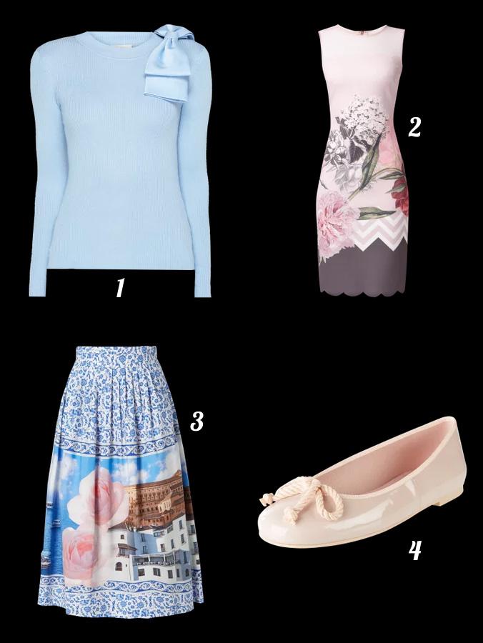 RetroCats Frühlings-Wunschliste für den Online-Shop Fashion ID