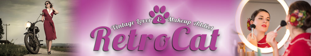 RetroCat - Vintage Lover and Makeup Addict