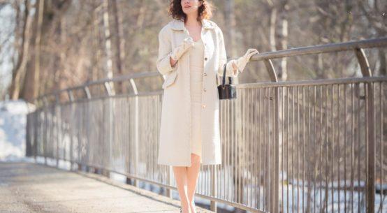 Ein atemberaubender Ginger Jackie Mantel & meine Tipps für einen erfolgreichen Mantel-Kauf