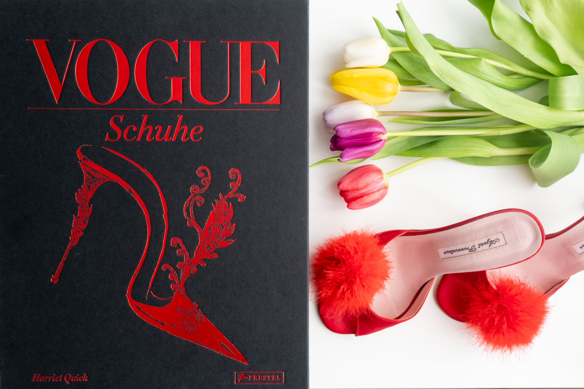 """Eine Rezension zum Buch """"VOGUE: Schuhe"""" (Prestel Verlag) von Harriet Quick"""