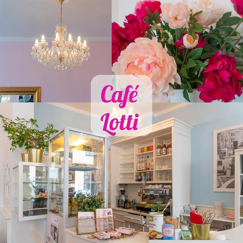 Das mädchenhafte Café Lotti in München