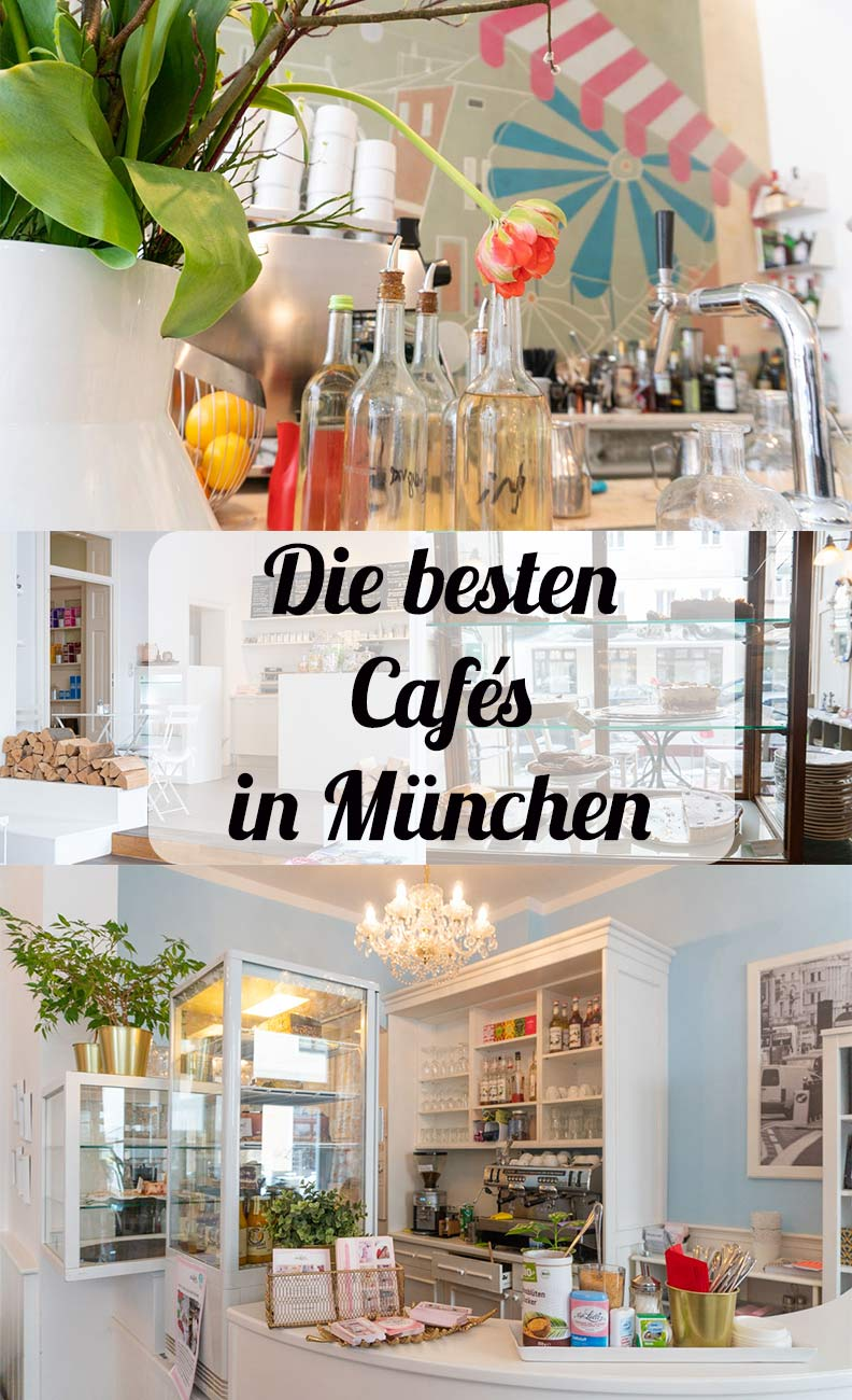 Geheimtipp für Reisende, Touristen und Einheimische: Die besten Cafés in München