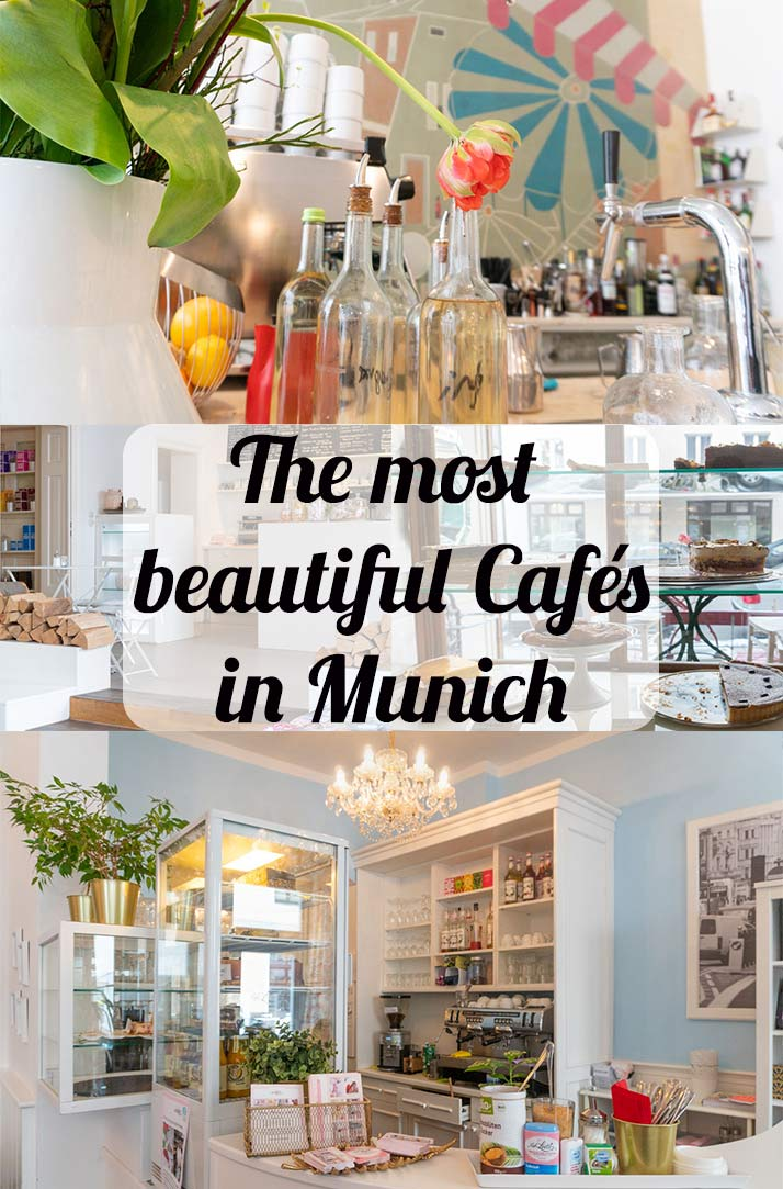 Insider Tips: The most beautiful Cafés in Munich