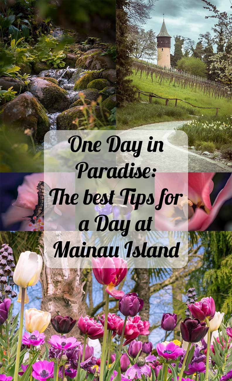 One Day in Paradise: Tips for the visit of Mainau Island in Lake Constance