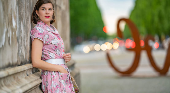 Ein Abend in München mit dem Kitty Dress