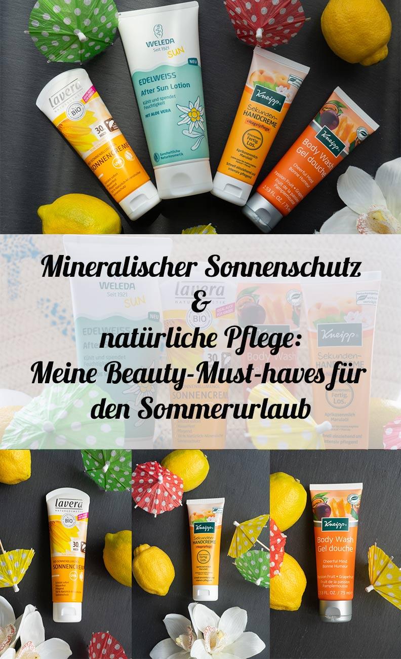 Anzeige: Mineralischer Sonnenschutz und natürliche Pflege: RetroCats Must-haves für den Sommer
