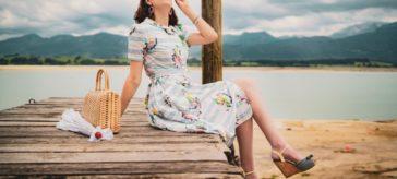 Kein Seemannsgarn: Warum das Daphne Dress von The Seamstress of Bloomsbury das perfekte Sommerkleid ist