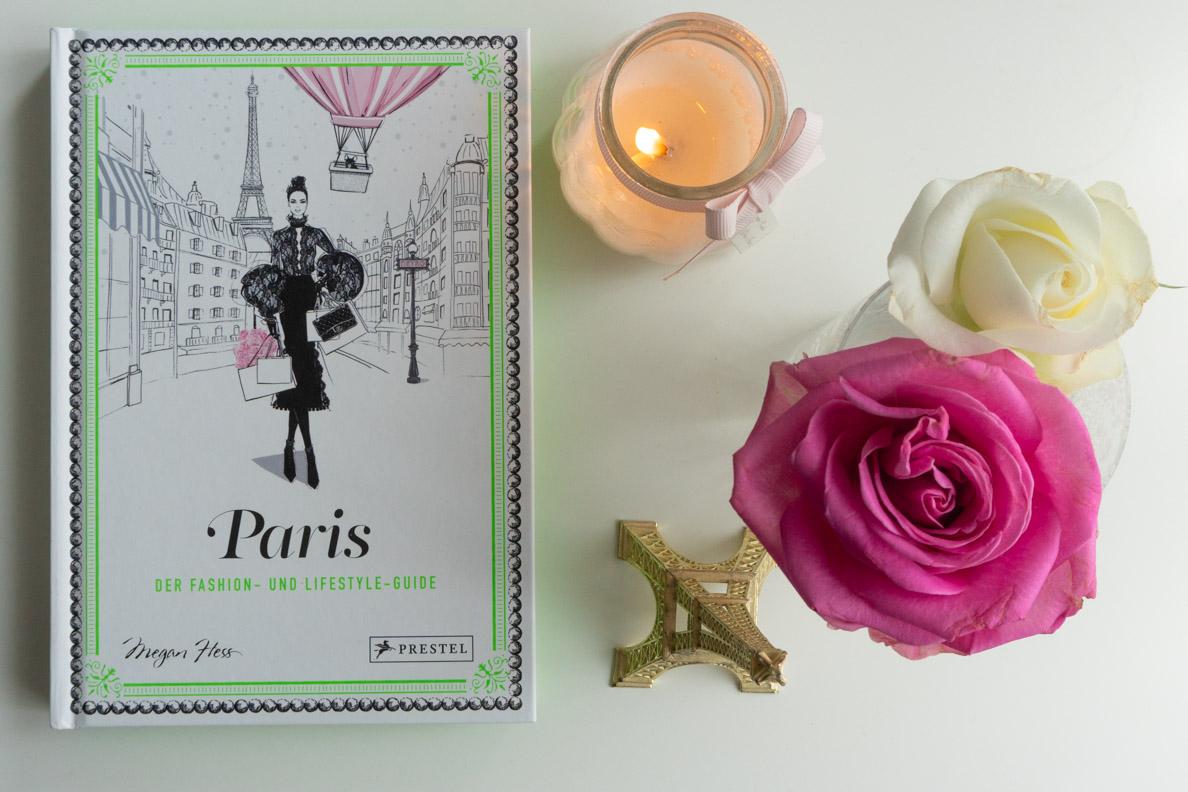 Der Reiseführer für Fashionistas: Paris von Megan Hess