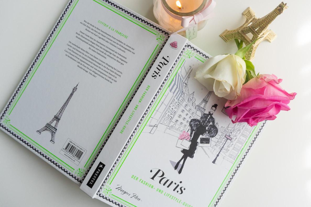 Buchtipp: Paris: Der Fashion- und Lifestyle-Guide von Megan Hess