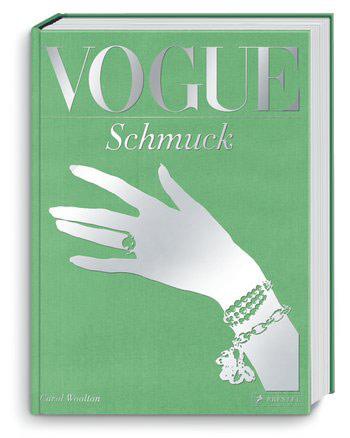 Das Cover des Buches Vogue: Schmuck von Carol Woolton