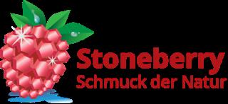 Das Visual vom Online-Shop Stonberry - Schmuck der Natur