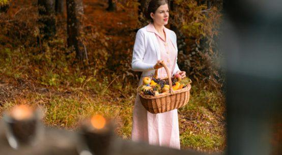 Spätsommertage auf dem Land mit dem Tea Dress von Vivien of Holloway