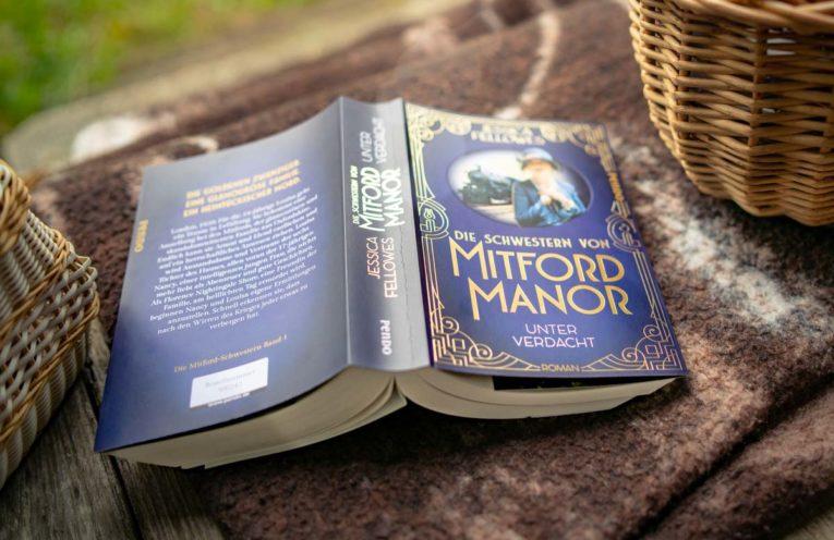 Ein entspannend spannendes Buch (gewinnen): Die Schwestern von Mitford Manor - Unter Verdacht