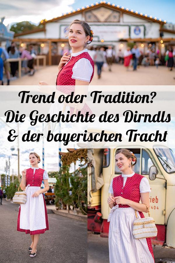 Trend oder Tradition? Die Geschichte des Dirndls und der bayerischen Tracht - RetroCat