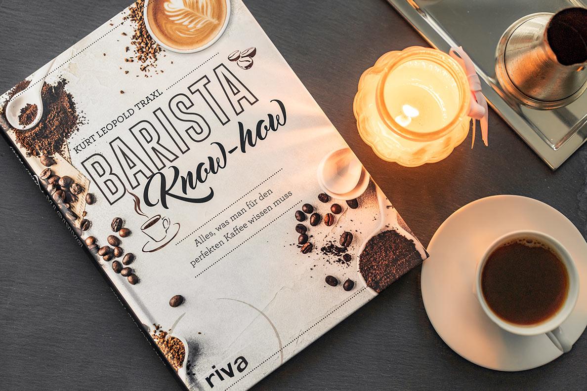 RetroCats Buchtipp für Kaffeefans: Barista Know-how