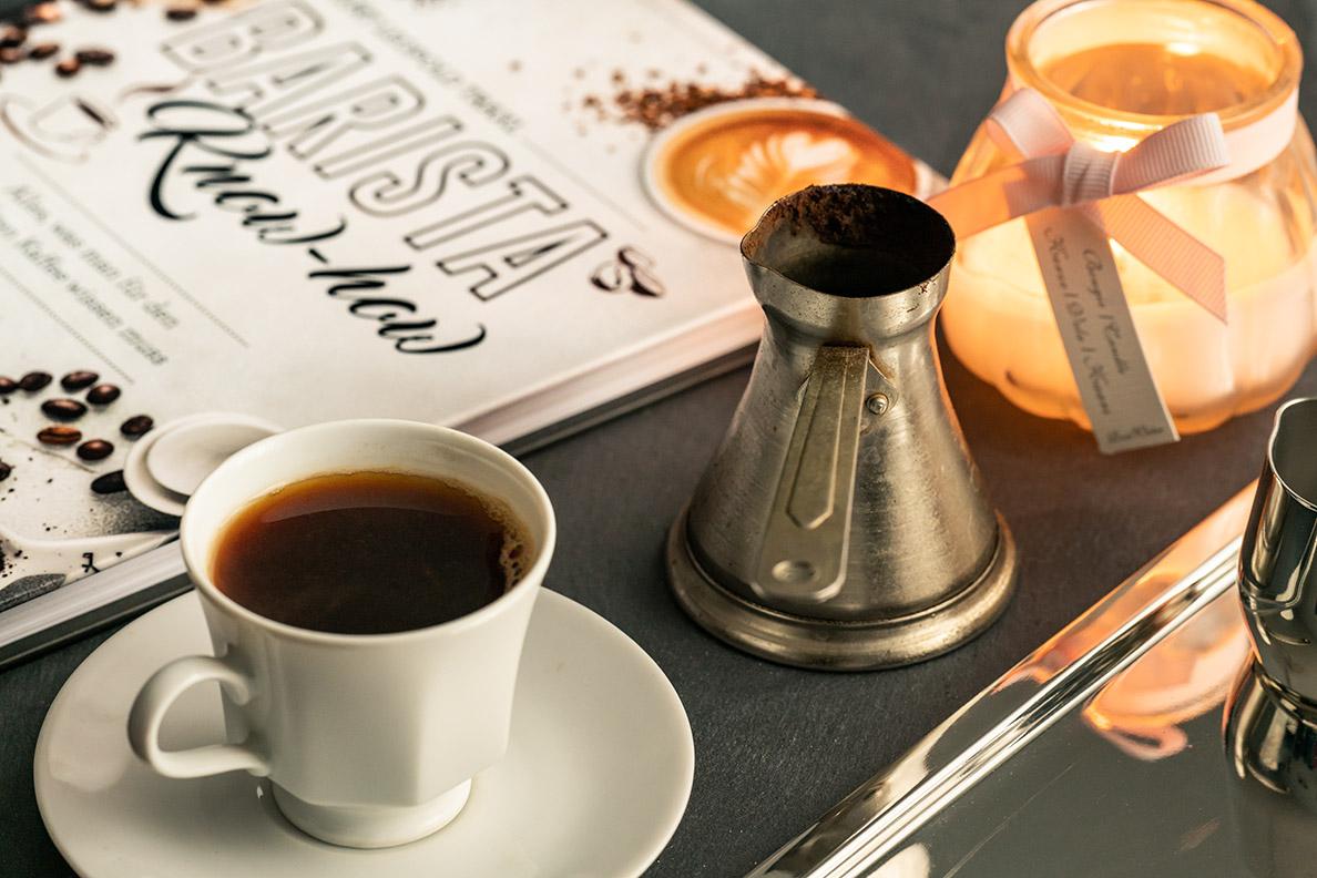 Buchtipp für Kaffee-Liebhaber: Barista Know-how von Kurt Traxl