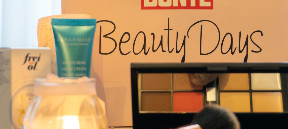 Influencer-Talks & Beauty-Neuheiten: Die Bunte Beauty Days 2018 + Verlosung