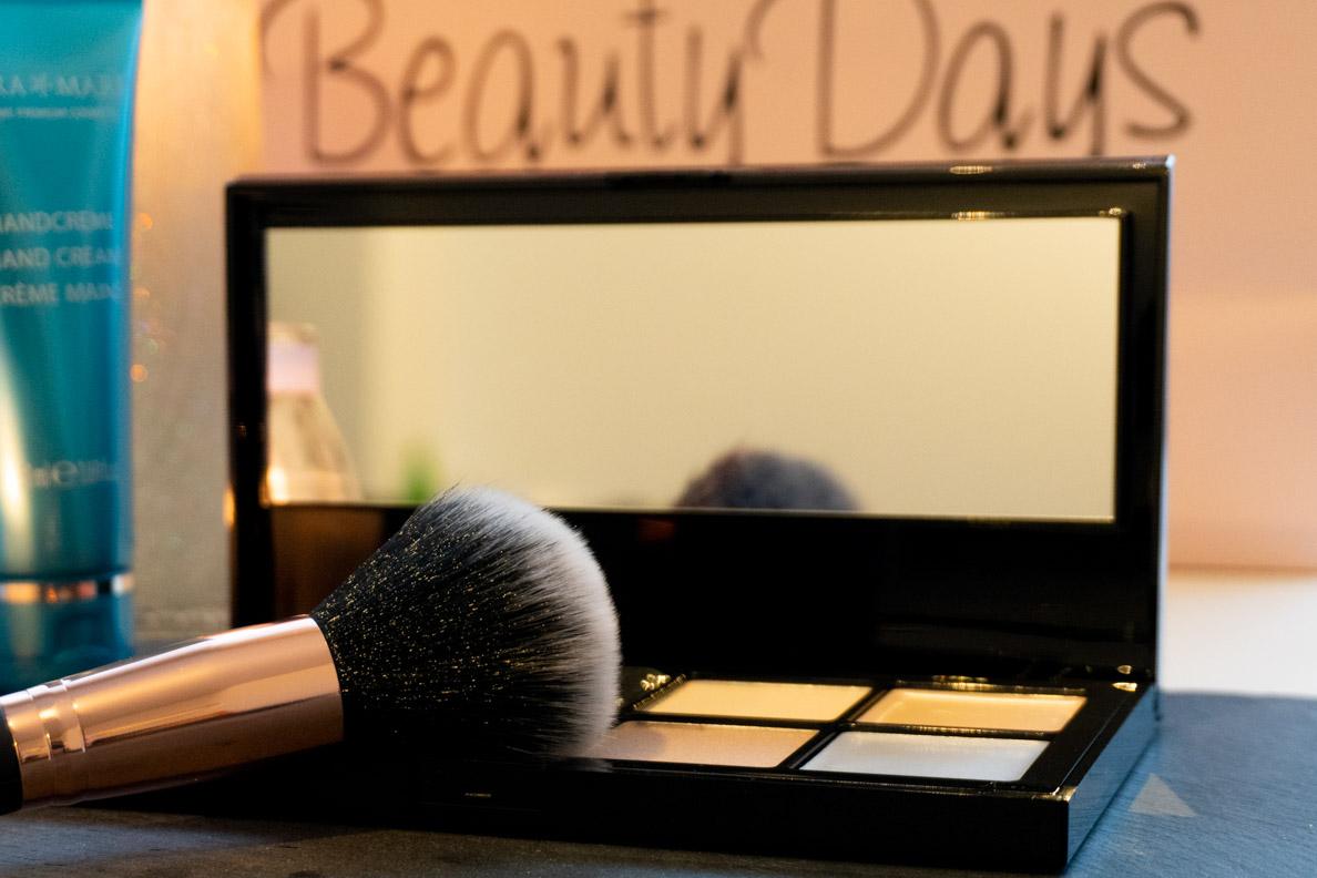 Produkte aus der Goodie Bag von den Bunte Beauty Days
