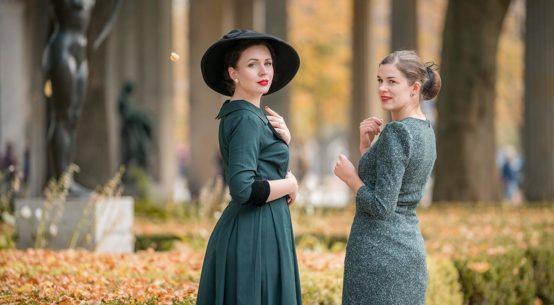 Ein Herbsttag im grünen Kleid & Tipps, die Dich im Herbst gut gelaunt durch den Tag bringen