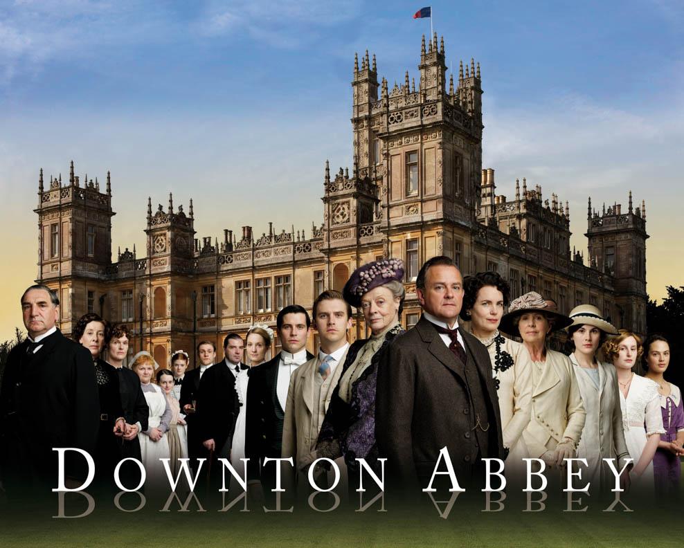 Die besten historischen Serien auf Amazon Prime und Netflix: Downton Abbey