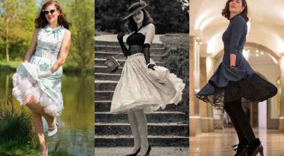Petticoat: Geschichten & Anekdoten rund um den Unterrock der 50er