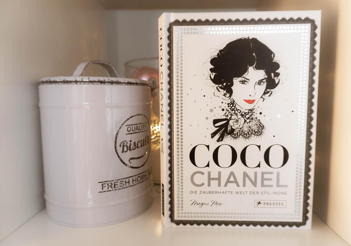 Vintage Tea Time Buchtipp Coco Chanel Von Megan Hess