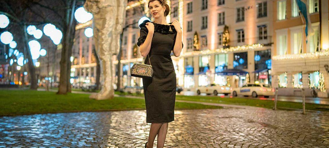3 Tipps für ein stilvolles Weihnachts-Outfit (mit Venus Van Chic und Secrets in Lace)