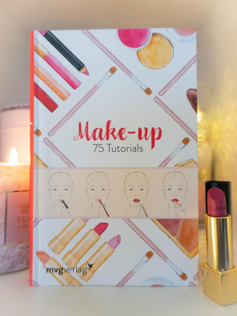 Buchtipp von RetroCat: Make-up - 75 Tutorials