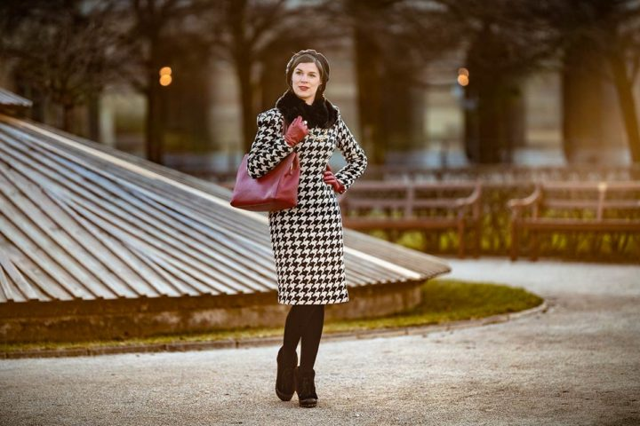 Houndstooth: A classy Pattern which even Audrey Hepburn and Jackie O liked