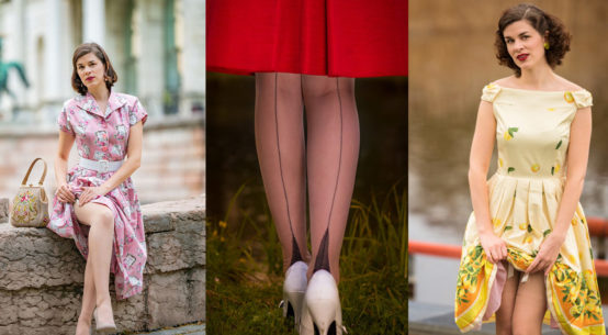 Nylons, stockings, tights and thigh highs: everything you need to know about hosiery