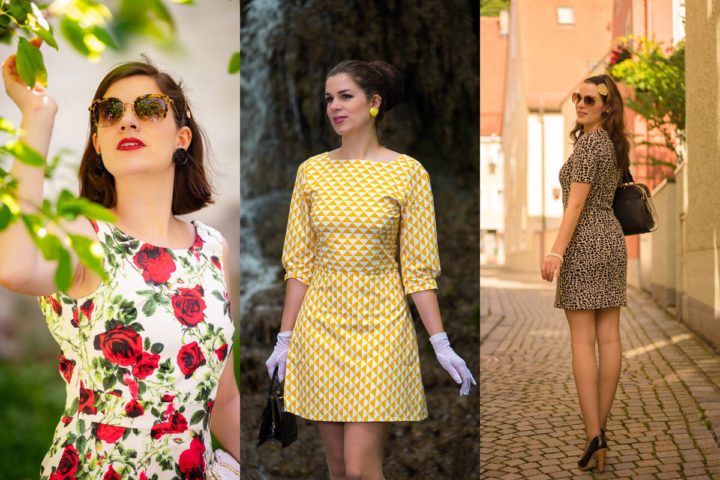 Trend Report with retro Flair: The Trend Patterns & Prints of 2019 that are en vogue again