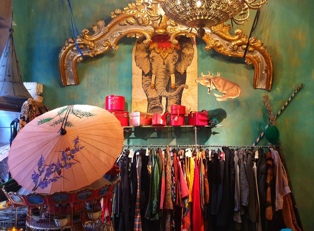 Die besten Vintage-Läden in München: Alva-Morgaine