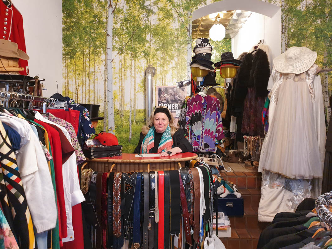Die besten Vintage-Läden in München: Alexa's Secondhandmode