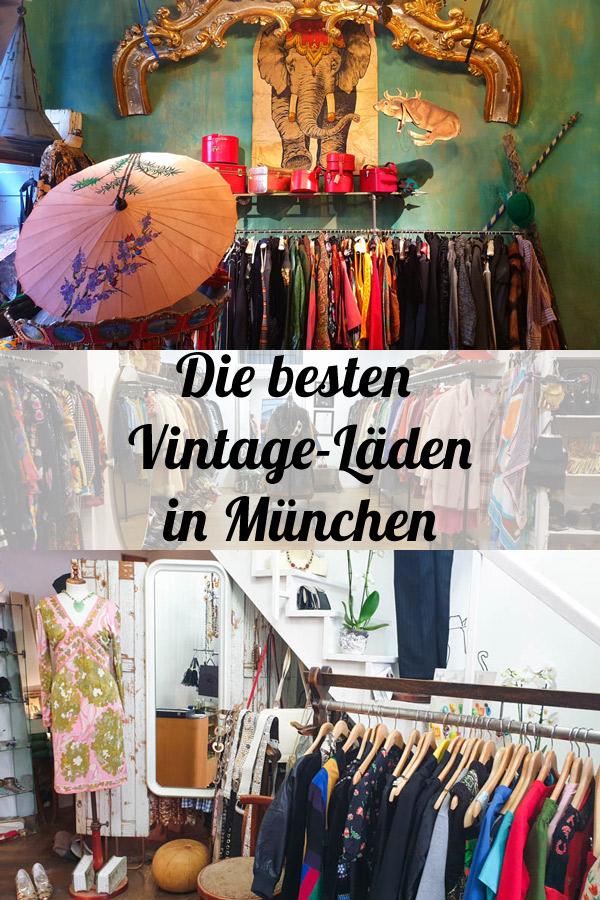Shopping-Tipp von RetroCat: Die besten Vintage-Läden in München