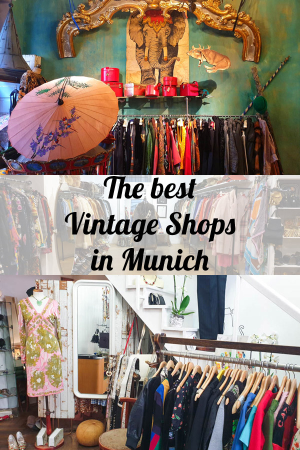 RetroCat's shopping tips: The best vintage shopes and stores in Munich