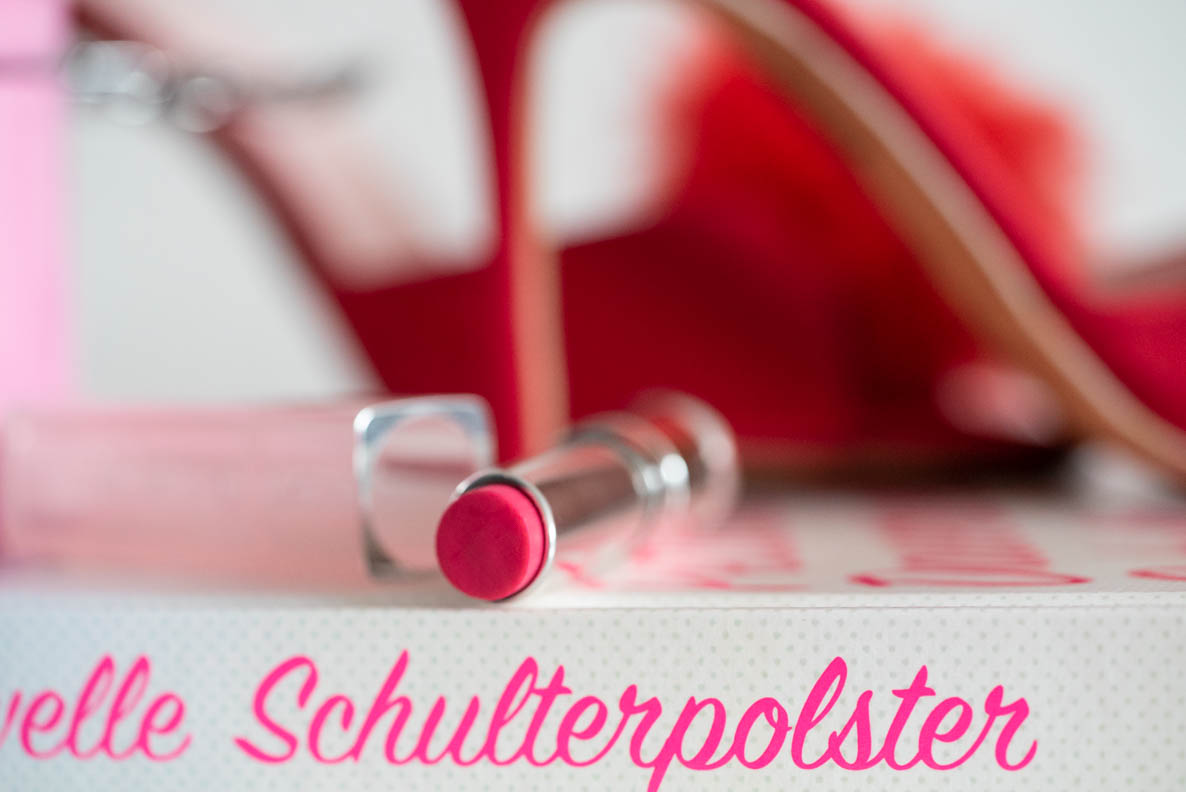 "Beauty-Tipp: Der Dior Addict Lip Glow in ""Matte Raspberry"""