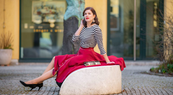 Der Rita Skirt & wie Du in nur 5 Schritten einen aufregenden Look kreierst